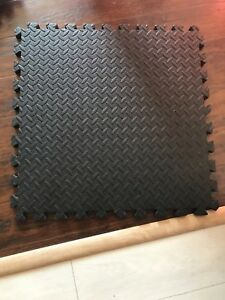 Anti shock foam floor mats $3/piece
