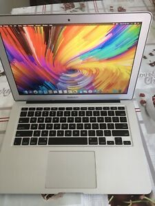 MacBook Air 13.3'' early 2015 i5 1.6ghz 8gb 128ssd
