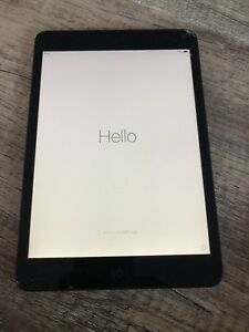 iPad Mini - 1st generation - cracked screen - 16gb