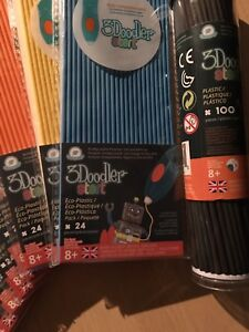 3doodler start eco plastic