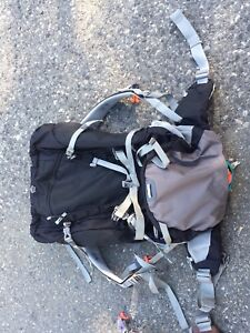 Mountaintop 55L-80L Internal Frame Backpack