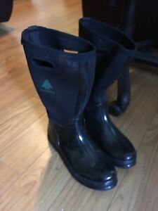 Woods winter rain boots rubber boots Size 9