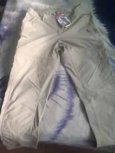 The North Face women's hiking pants (size 10)