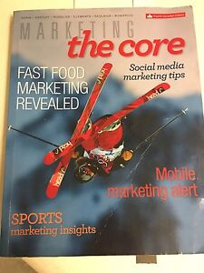 Marketing text book for business students