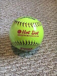 Slo-Pitch Balls