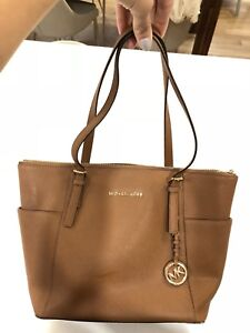 Original Michael Kors leather tote bag