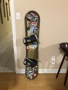2 Snowboards in perfect condition