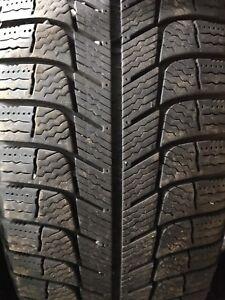 2 pneus hiver 215/60R16 michelin