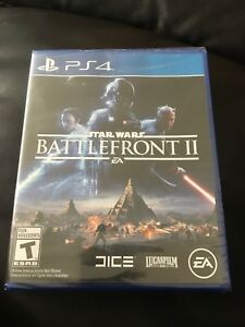 Star Wars Battlefront II - PS4 Brand new