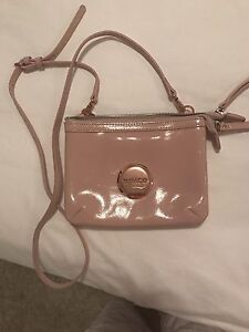 Mimco pink  and rose gold secret couch Newcastle Newcastle Area Preview