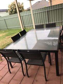 10 seater outdoor table