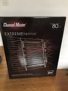 HD tv antenna with stand