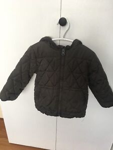 Brown Jacket from Baby Gap - Size 18-24 Months