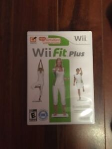 Wii Fit Plus Game $60 OBO