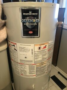 Bradford White (Propane) water heater