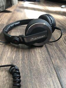 Pioneer HDJ 500 headphones