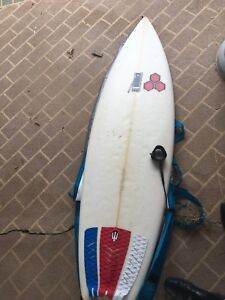 Channel Islands Surf Board (very negotiable, quick sale)