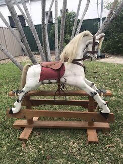 Antique Rocking Horse - EXCELLENT CONDITION!!