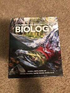 Exploring the diversity of life (4th Canadian edition)