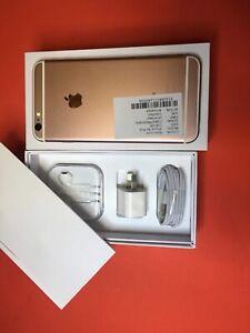 iPhone 6s Plus 128 GB WARRANTY RECEIPT UNLOCKED