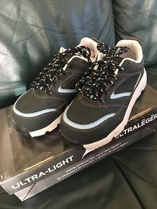 Womens composite toe shoes - Size 6-6.5