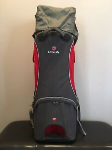 LittleLife CrossCountry S2 Child Carrier