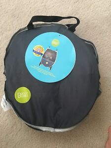Buggy bubble infant car seat cover