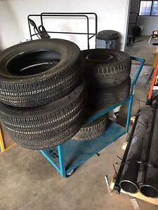 15in tires. 7 for $65