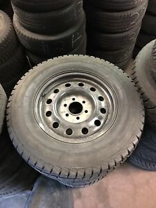 Ford F150 Tires & Rims  265/70/17