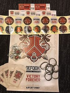Defqon.1 Australia Tickets Belconnen Belconnen Area Preview
