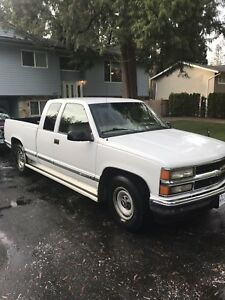 1997 GMC 2500 pick up