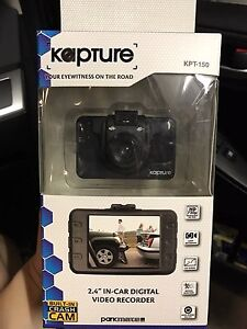 Kapture KPT-150 Dash Cam Hornsby Hornsby Area Preview