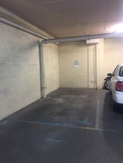 Secure Car Space Available Near Kings Cross