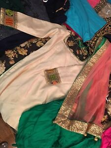 3 toned Indian outfit. Suit