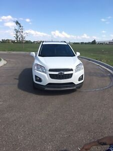 2013 clean Chevy trax FULLY LOADED  - clean car proof & low km