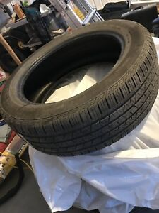 Continental Tire 235/55/R19