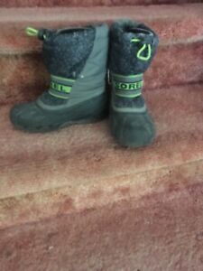 Toddlers lined winter boots