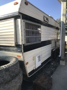 1978 travelaire 17.5' travel trailer REDUCED!!!