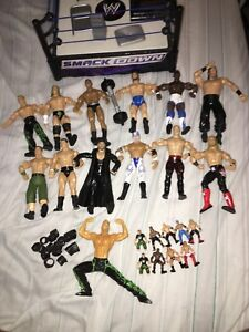 WWE Wrestlers, Action Figures, Toys, Characters