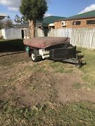 Mdc soft floor camper trailer Bethania Logan Area Preview