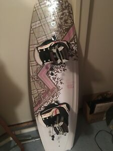 brand new wakeboard