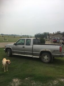 1998 Chevrolet half ton