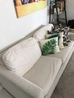 3 seet sofà bed