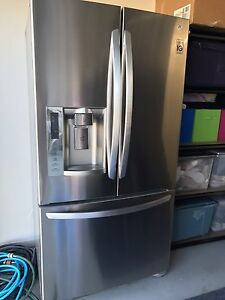 LG French Door Water/Ice Dispenser Refrigerator Pimpama Gold Coast North Preview