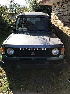 1985 Mitsubishi Pajero turbo diesel Redbank Plains Ipswich City Preview