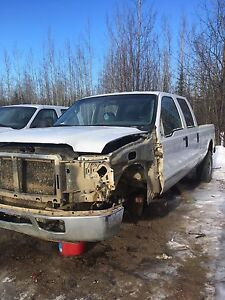 Parting out 2006 f350 5.4l