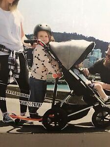 Mountain Buggy Freerider stroller board toddler pram attachment New Lambton Newcastle Area Preview