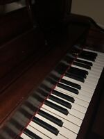 $25 for 30 min piano lesson in my Sherwood park home