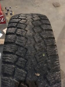 Hakkapeliitta lt  235/75R15   Winter 2 tires