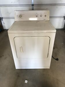 Electric dryer SOLD